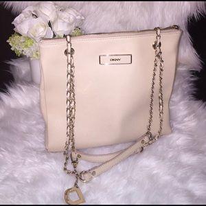 DKNY Saffiano Handbag